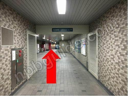 日本大通り駅の駐車場
