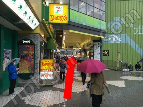 東京ドームCITYの食べ物