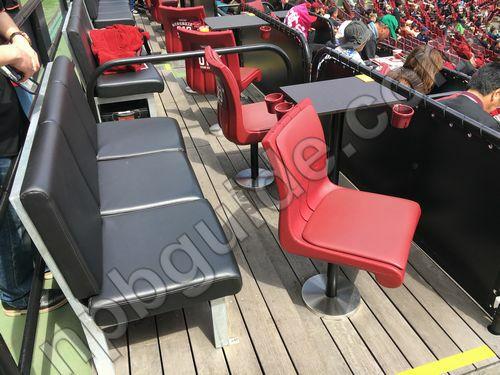 VIPボックスシート