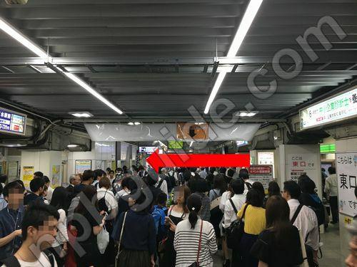 水道橋駅の東口からアクセス