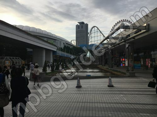東京ドーム広場
